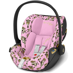 Автокресло Cybex Cloud Z i-Size - Cherubs by Jeremy Scott / Pink