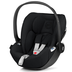 Автокресло Cybex Cloud Z i-Size - Deep Black