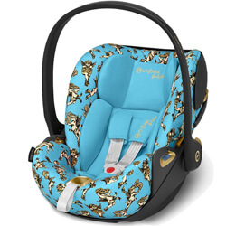 Автокресло Cybex Cloud Z i-Size - Cherubs by Jeremy Scott / Blue