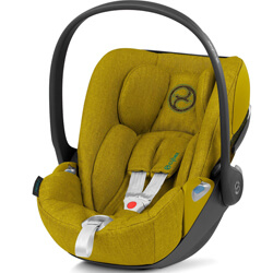 Автокресло Cybex Cloud Z i-Size - Mustard Yellow Plus