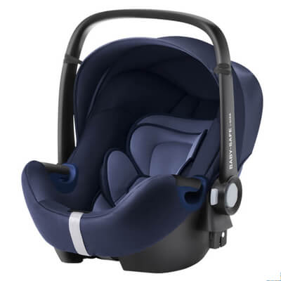 Автокресло Britax Romer Baby-Safe 2 i-Size + Flex Base - Moonlight Blue