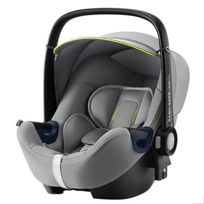 Автокресло Britax Romer Baby-Safe 2 i-Size + Flex Base - Cool Flow - Silver