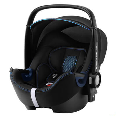 Автокресло Britax Romer Baby-Safe 2 i-Size + Flex Base - Cool Flow - Blue