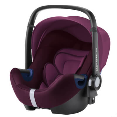 Автокресло Britax Romer Baby-Safe 2 i-Size + Flex Base - Burgundy Red