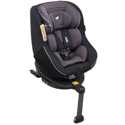 Автокресло Joie Spin 360 - Two Tone Black