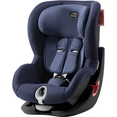 Автокресло Britax Römer King II - Moonlight Blue