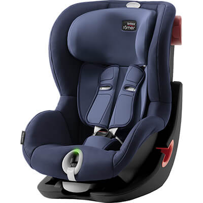 Автокресло Britax Römer King II LS - Moonlight Blue