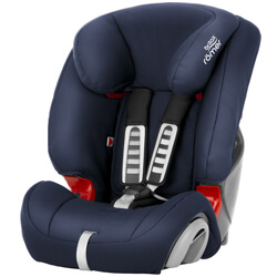 Автокресло Britax Römer Evolva 1-2-3 - Moonlight Blue