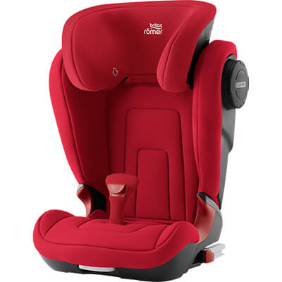Автокресло Britax Romer KidFix 2 S - Fire Red