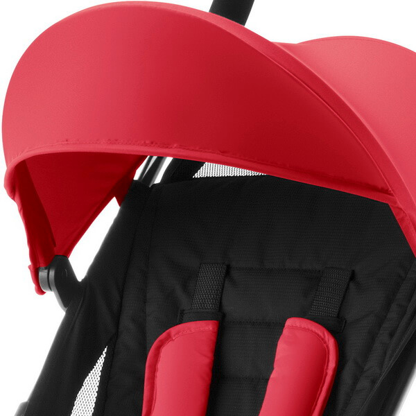 Коляска Britax Holiday - Flame Red